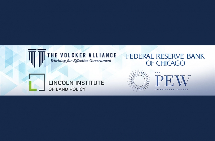 Volcker Alliance and Chicago Fed Partner to Host Conference