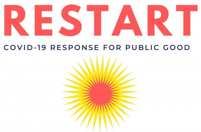 Restart: COVID-19 Response for Public Good